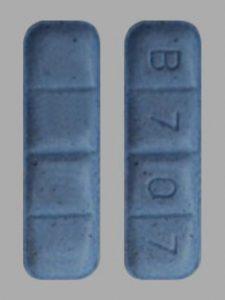 b707 xanax