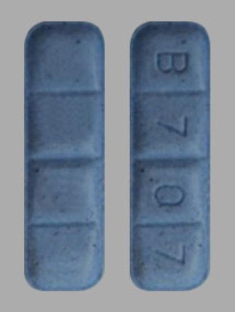 B707 Blue Pill
